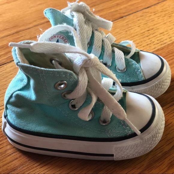 Converse Shoes   Baby Converse High